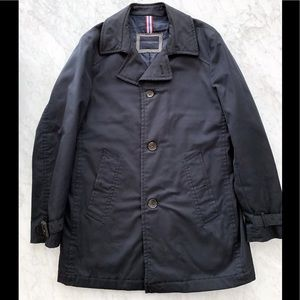 Tommy Hilfiger men's trench-coat outerwear